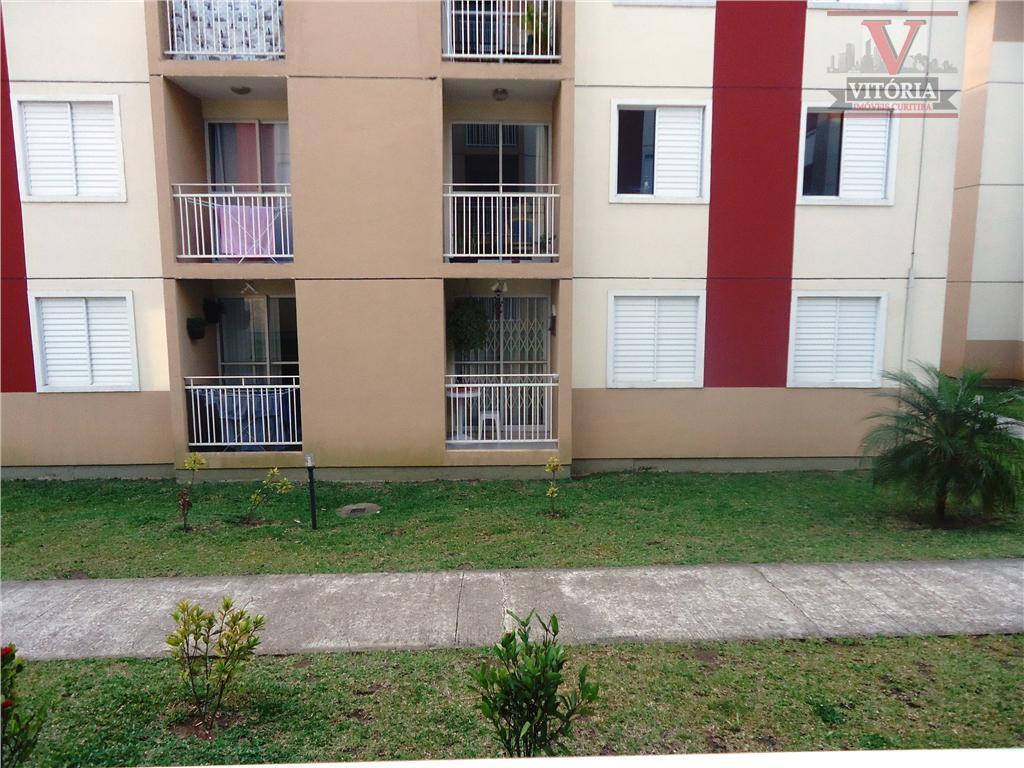 3Dorm.Apartamento, Cidade Jardim, São José dos Pinhais - AP0263