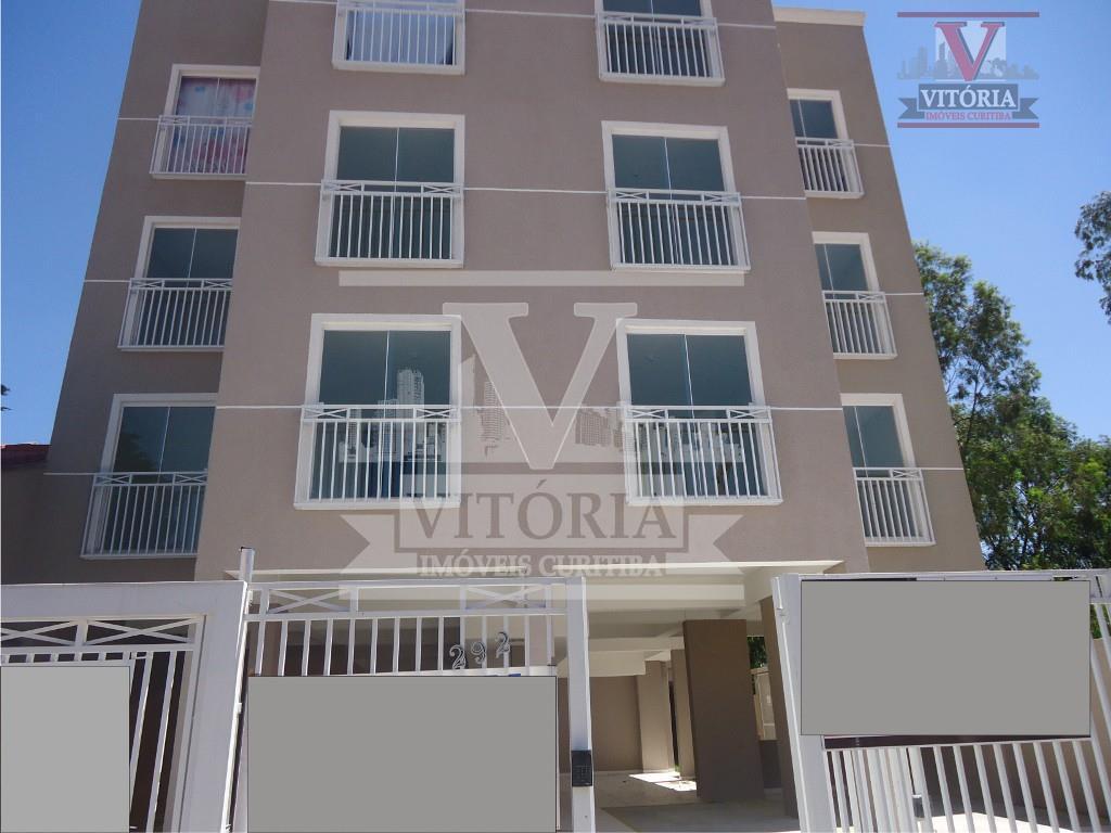 Apartamento novo Parque da Fonte, São José dos Pinhais - AP0359.