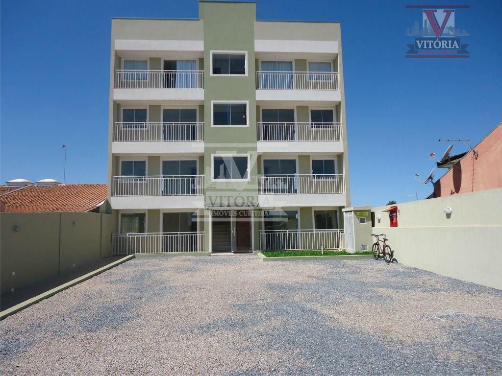 Apartamento residencial à venda, Parque da Fonte, São José dos Pinhais - AP0362.