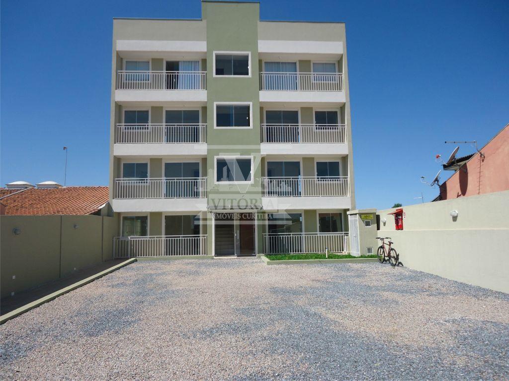 Apartamento residencial à venda, Afonso Pena, São José dos Pinhais - AP0242.