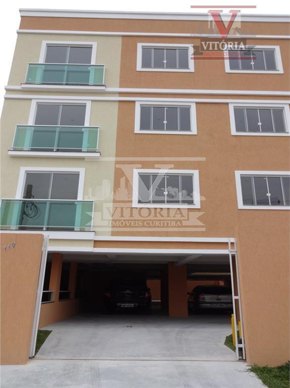 Apartamento à venda, Afonso Pena, São José dos Pinhais - AP0405.