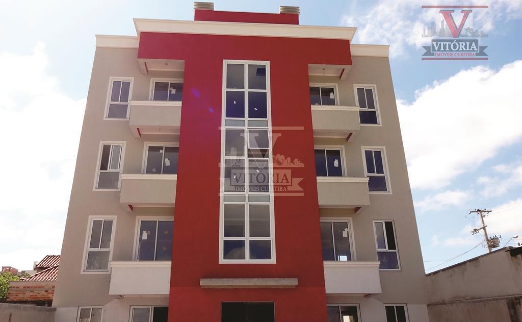 Apartamento residencial à venda, Afonso Pena, São José dos Pinhais - AP0428.