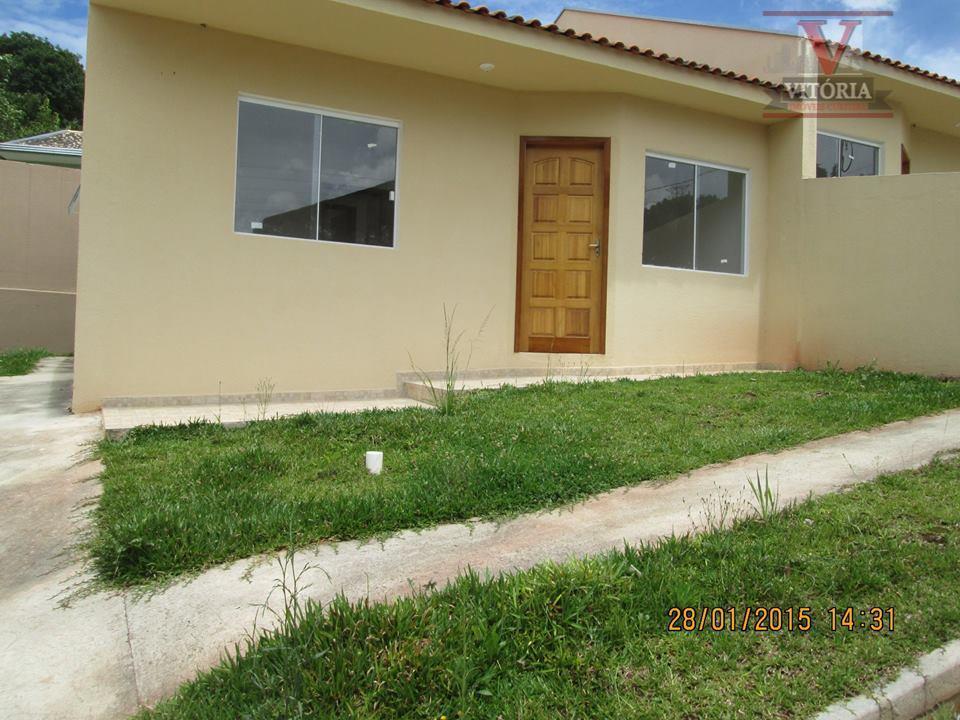 Casa à venda, Del Rey, São José dos Pinhais - CA0119.