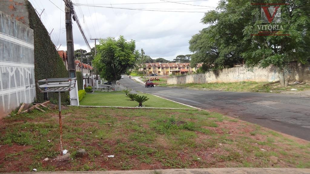 Terreno com 2 imoveis à venda, Alto Boqueirão, Curitiba - TE0043.