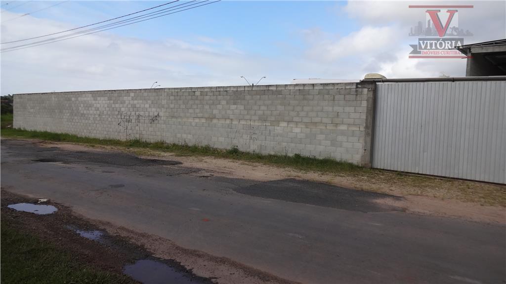Terreno industrial, Borda Do Campo, São José dos Pinhais - Venda