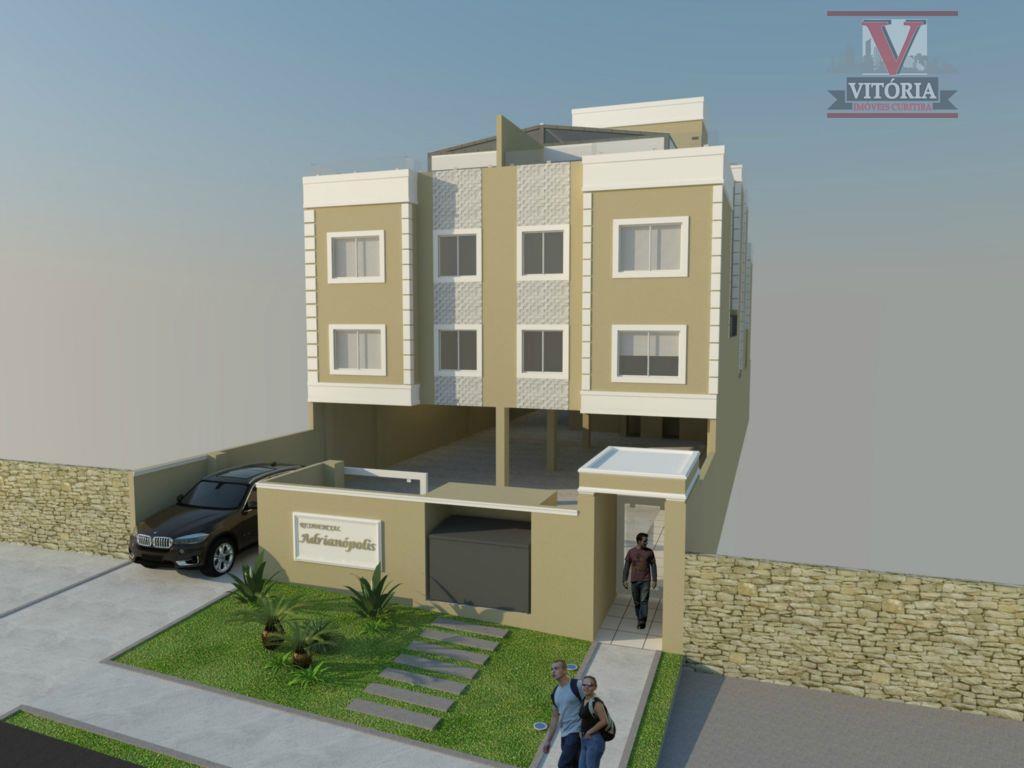 Apartamento Duplex 3Dorm. à venda, Cruzeiro, São José dos Pinhais - Vitória Imóveis