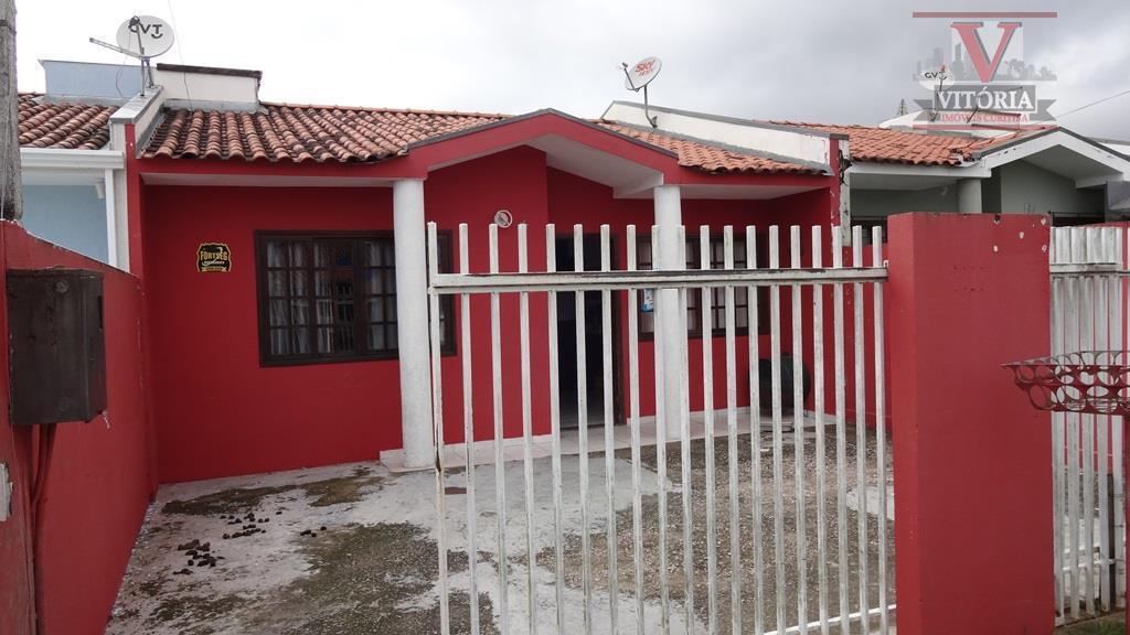 Casa 3Dormitórios à venda, Rio Pequeno, São José dos Pinhais - CA0127.