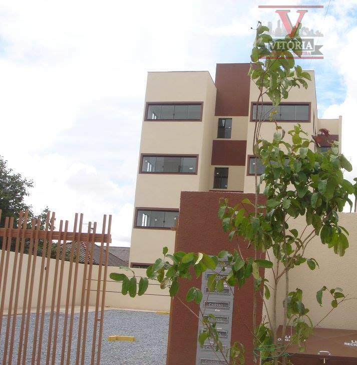 Apartamento residencial à venda, Parque da Fonte, São José dos Pinhais - 3dormitórios. Vitória Imóveis Curitiba