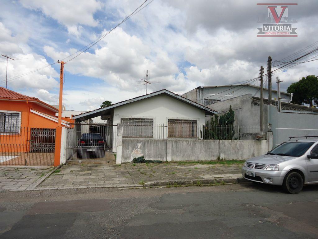 Casa residencial à venda, Fanny, Curitiba - CA0174.