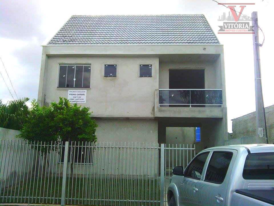 Sobrado residencial à venda, Cajuru, Curitiba - SO0167.