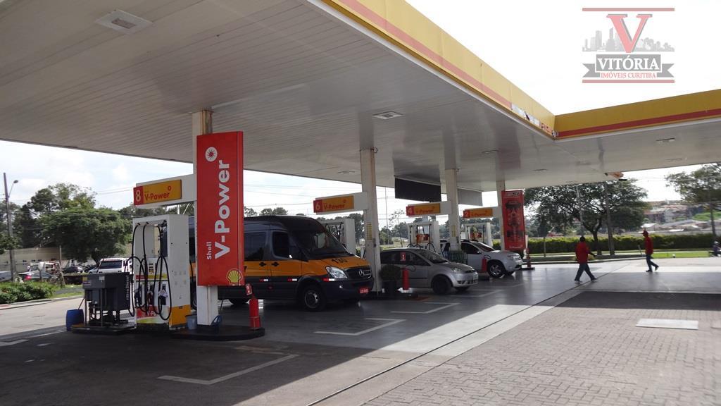 Posto de Gasolina com Terreno comercial à venda, Curitiba. Vitória Imóveis