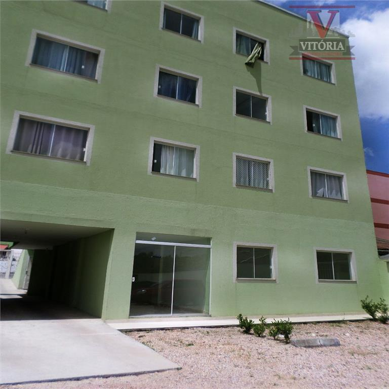 2Dorm. Apartamento à venda, Parque da Fonte, São José dos Pinhais - AP0499.