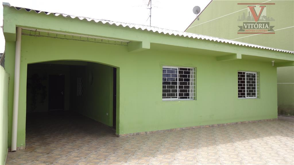 Casa 3Dorm. com Edicula à venda, Afonso Pena, São José dos Pinhais.