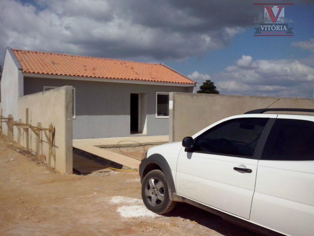 Casa 3 dormitórios à venda, Jardim Novo Horizonte da Cachoeira, Almirante Tamandaré.