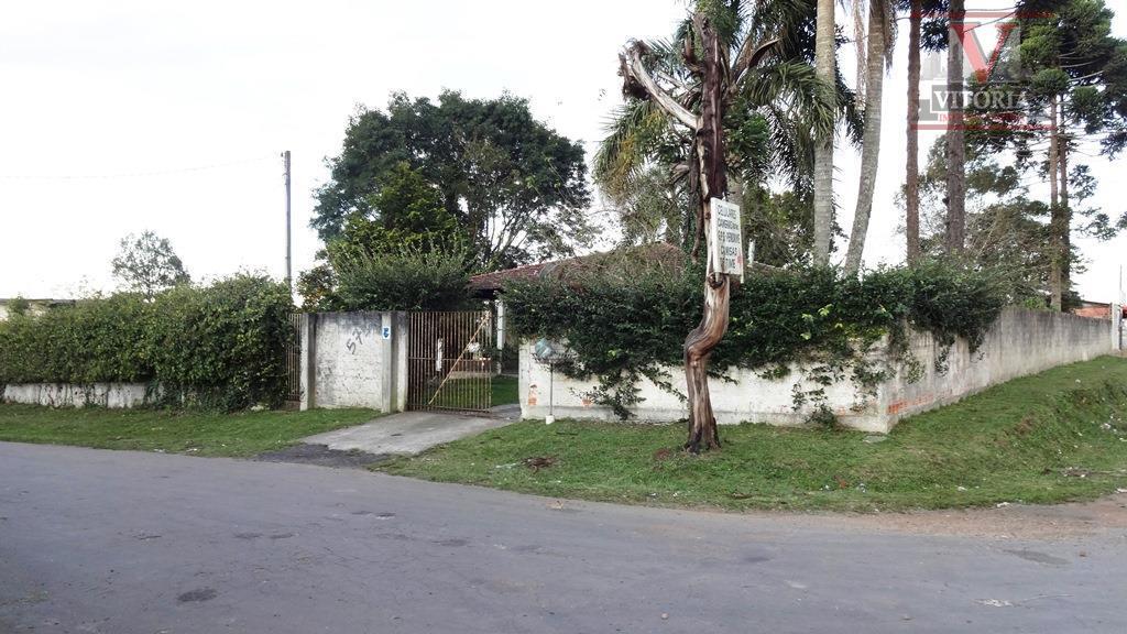 Terrenos residenciais à venda, Borda Do Campo, São José dos Pinhais - CA0149.