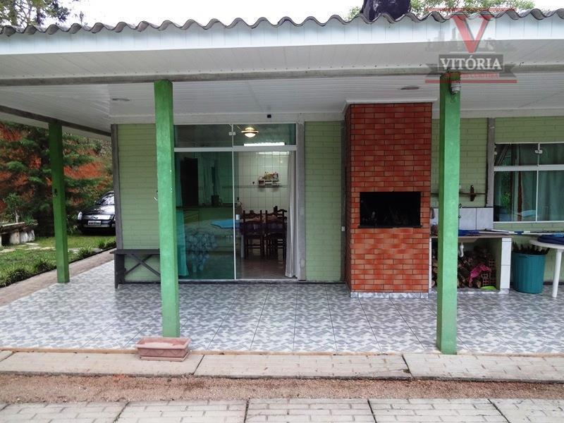Chácara rural à venda, Zona Rural, Campina Grande do Sul - TE0084.