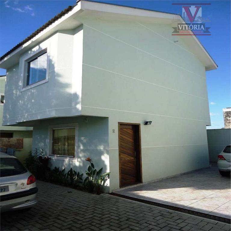 Sobrado 3Dorm. residencial à venda, Uberaba, Curitiba - SO0195.