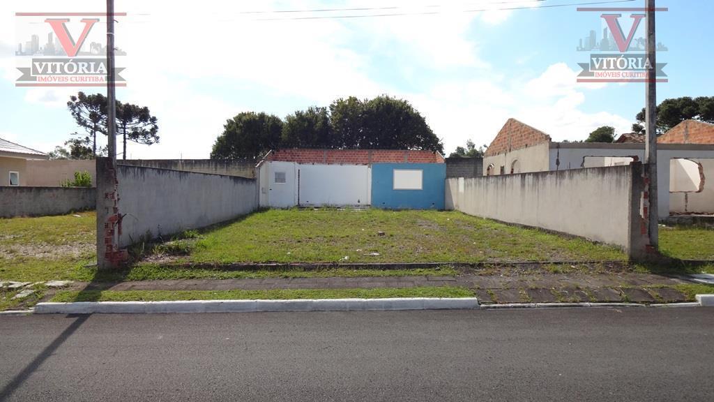Venda Terreno, Parque da Fonte, São José dos Pinhais - TE0054.