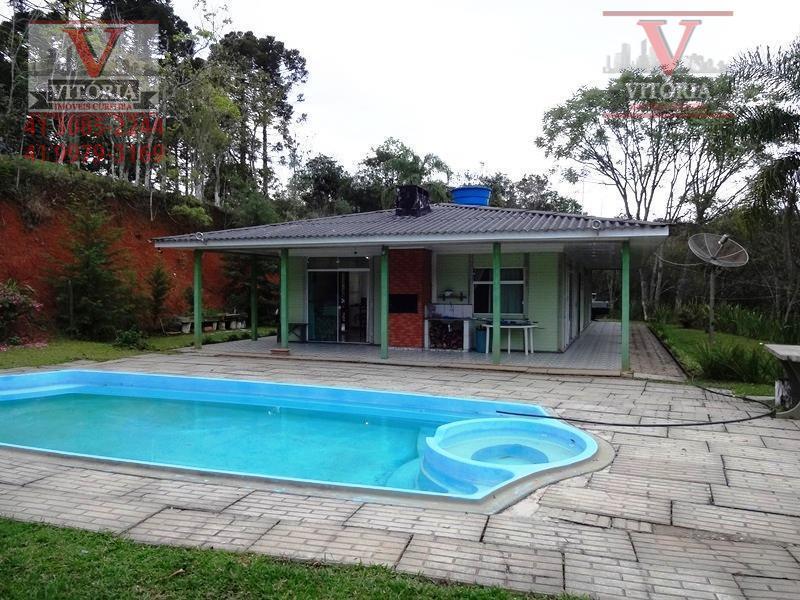 Chácara ( 29.117m² ) à venda, Zona Rural, Campina Grande do Sul - TE0084.