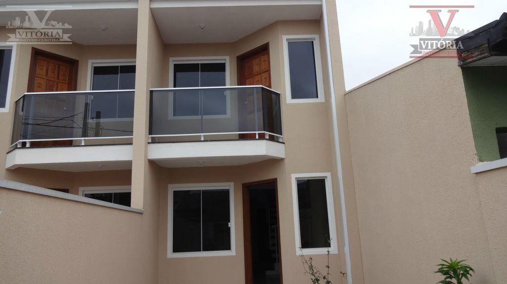 Sobrado residencial à venda, Umbará, Curitiba - SO0199.