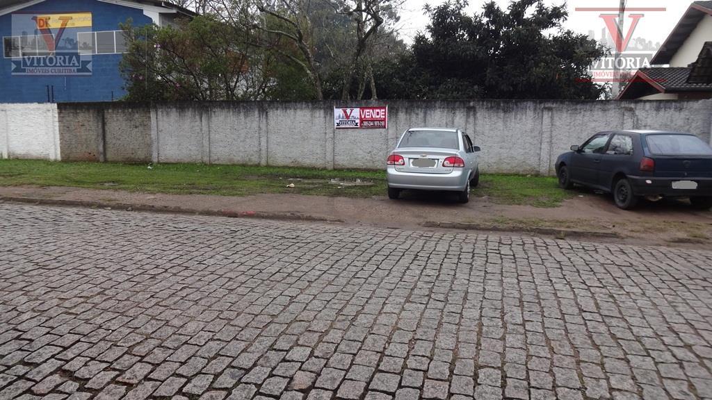 Terreno 15 x 40 à venda, Afonso Pena, São José dos Pinhais - Ac Troca imóveis