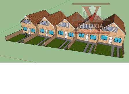 Casa residencial à venda, Veneza, Fazenda Rio Grande - CA0155.