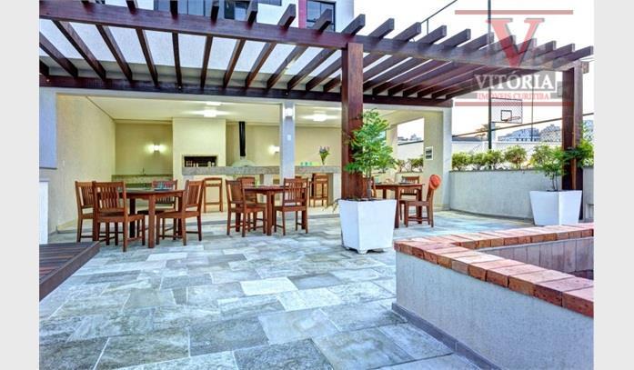 Apartamento residencial 2 Dorm sendo 1 Suite  à venda, Água Verde, Curitiba - AP0535.