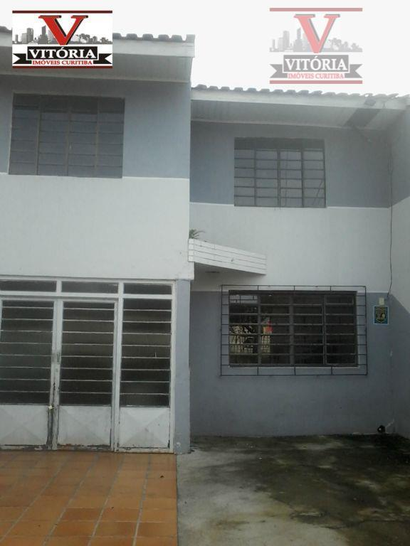 Sobrado 3Dorm.  residencial à venda, Xaxim, Curitiba.
