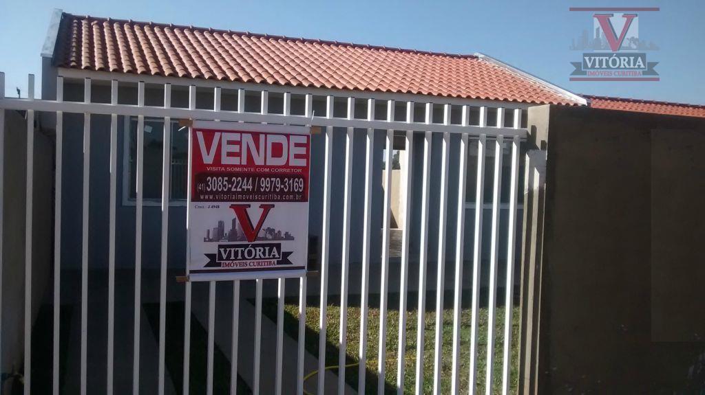 Casa 3Dorm. à venda, Jardim Novo Horizonte da Cachoeira, Almirante Tamandaré - CA0147.