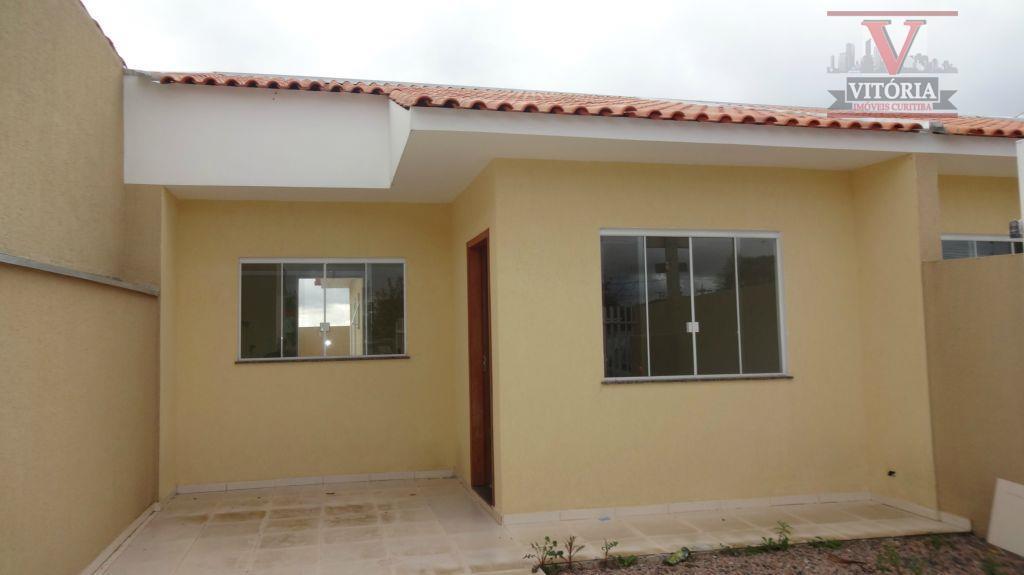 Casa 3Dorm. à venda, Parque da Fonte, São José dos Pinhais - CA0160.