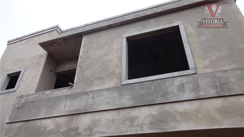 Sobrado 3Dorm 1 Suite à venda, Boqueirão, Curitiba - Ac Apartamento até 140mil na negociação