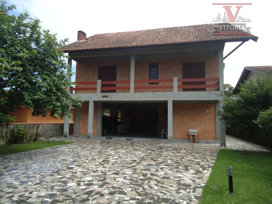 Casa com Terreno 14 x 40 à venda, Estoril, Guaratuba - CA0163.