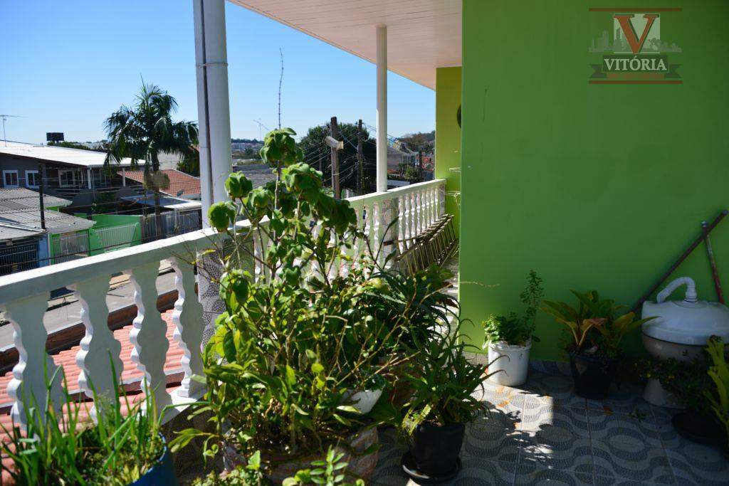 Apartamento + Sala comercial desocupado à venda, Sítio Cercado, Curitiba - SO0209.