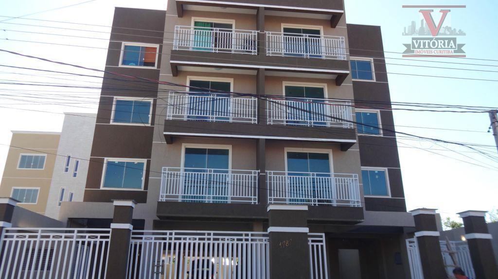Apartamento 3Dorm. à venda, Afonso Pena, São José dos Pinhais - AP0589.