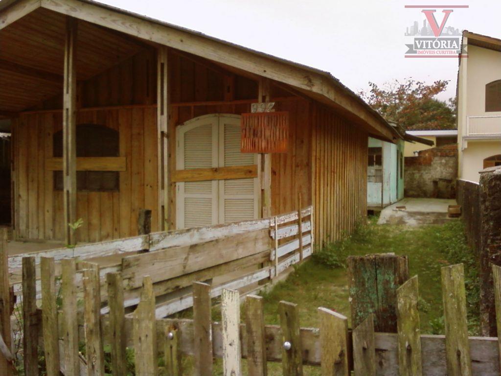Terreno com casa residencial à venda, Matinhos - CA0169.