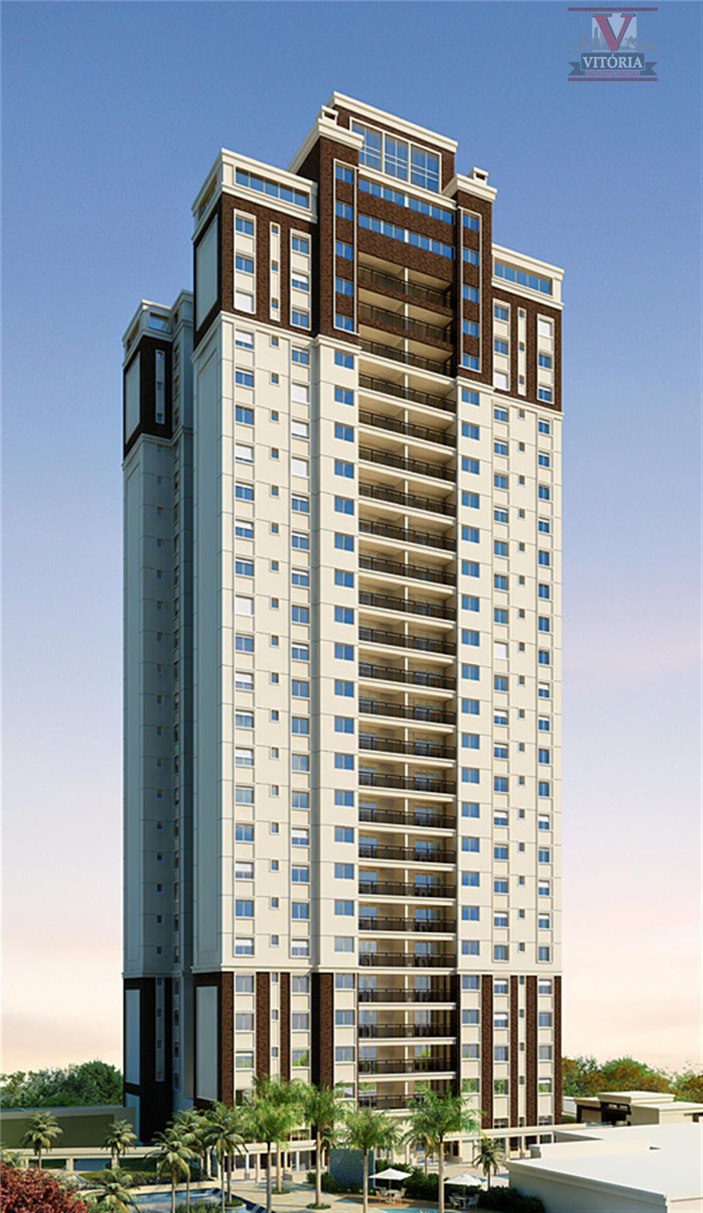 Apartamento com suíte à venda, Portão, Curitiba - AP0610.