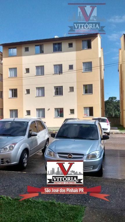 Apartamento para venda ou locação, Braga, São José dos Pinhais - AP0584.