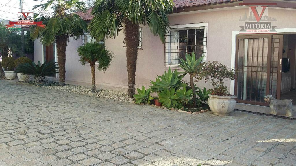 Terreno  residencial / Comercial  700m² com casa à venda, Xaxim, Curitiba.