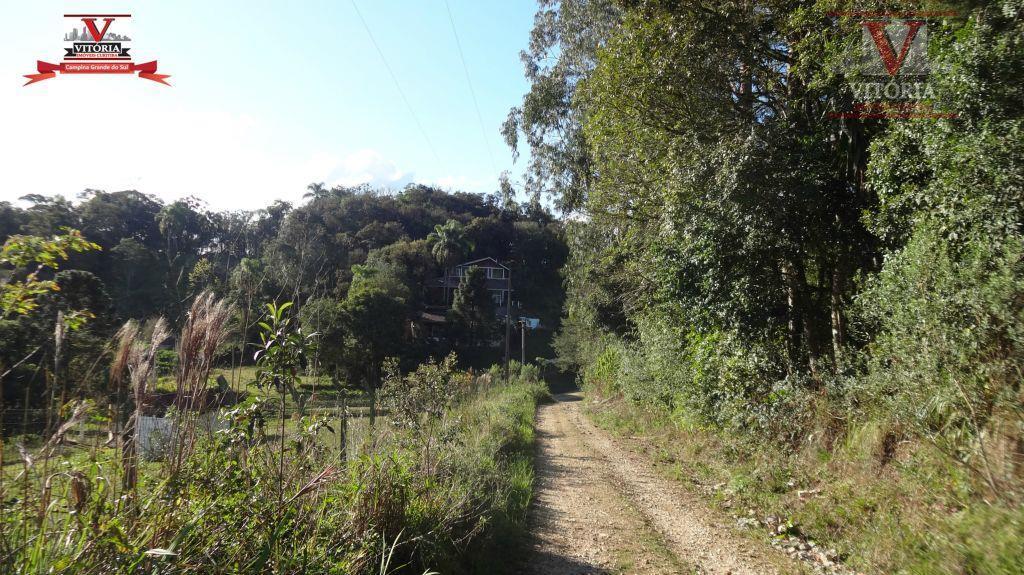 Chácara 5.000m² à venda, Zona Rural, Campina Grande do Sul - CH0016.