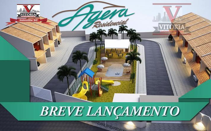 Sobrado residencial à venda, Vila Nova, Joinville - SO0223.