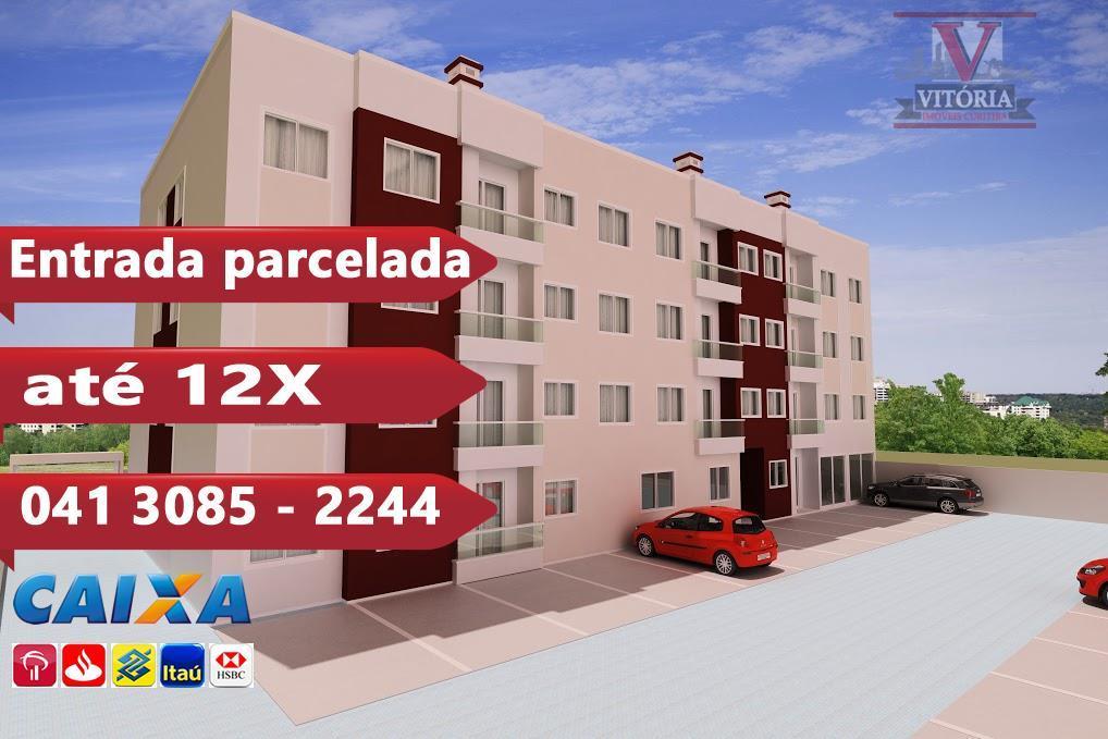 Apartamento à venda, Rio Pequeno, São José dos Pinhais - AP0495.