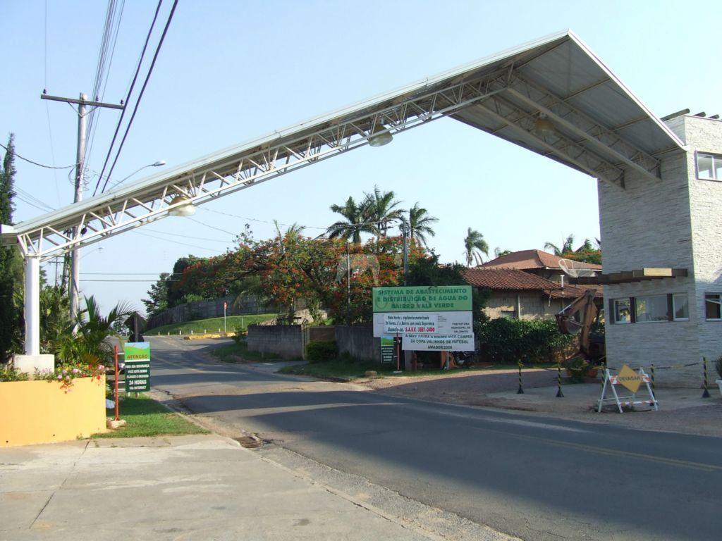 Terreno Residencial à venda, Vale Verde, Valinhos - TE0066.
