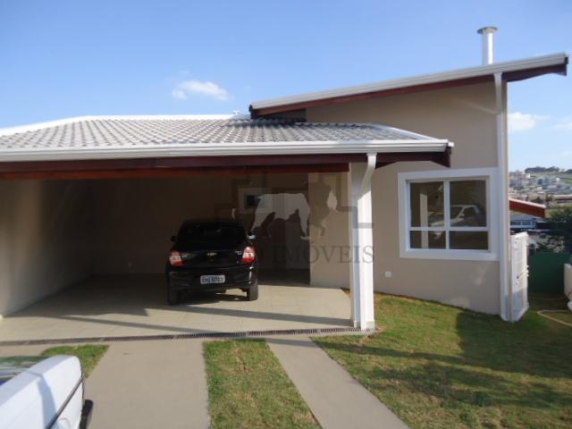 Casa residencial à venda, Condomínio Canterville Residence, Valinhos.