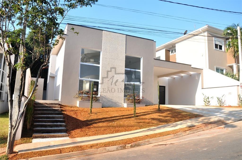 Casa residencial à venda, Condomínio Aldeia da Mata, Valinhos.