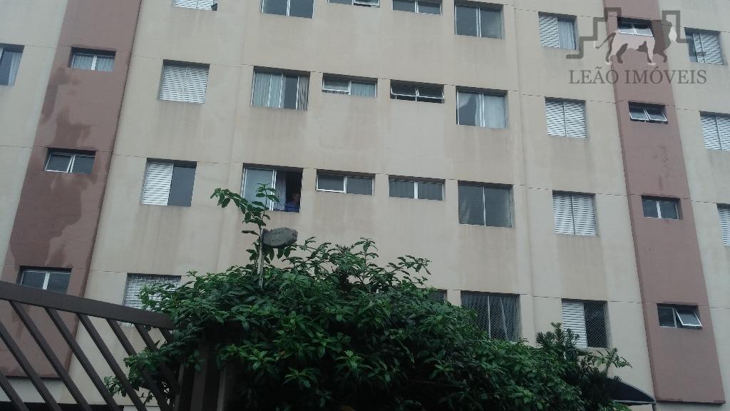 Apartamento residencial para locação, Jardim Aurélia, Campinas - AP1125.