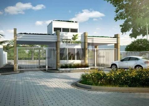 Terreno residencial à venda, Condomínio Vita Verdi, Valinhos.