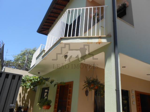 Casa residencial à venda, Vila Pompéia, Campinas.