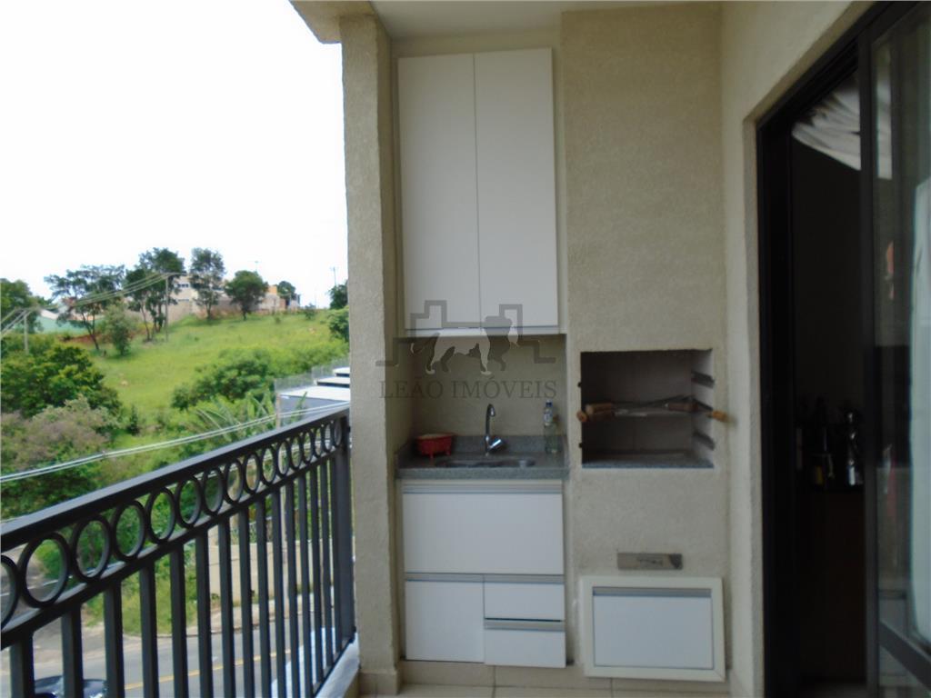 Apartamento residencial à venda, Condomínio Vivaz, Valinhos - AP0867.