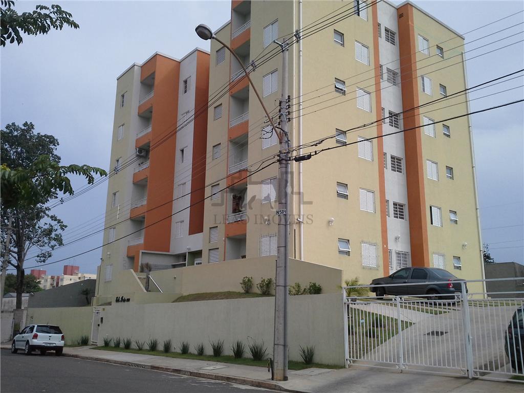 Apartamento residencial para venda e locação, Jardim Santana, Valinhos.