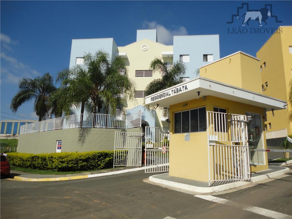 Apartamento residencial para locação, Condomínio Tabata, Valinhos - AP0915.